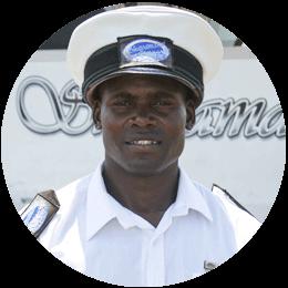 SHAYAMANZI II Captain Bramson Chihota